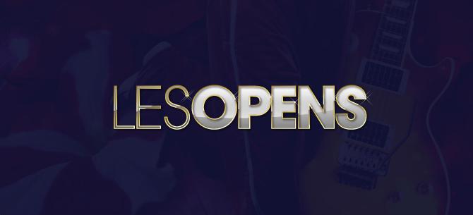 Les Opens 2012